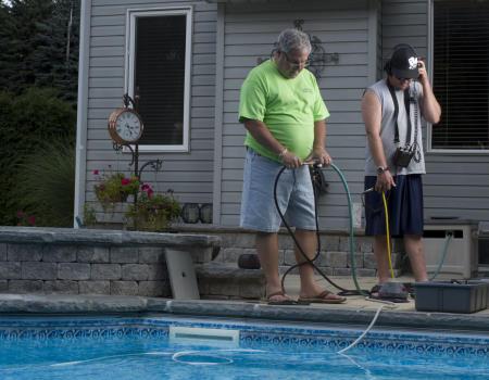 Services Aquaman Pool Services Ltd. - Stouffville Ontario