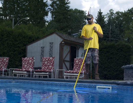 Services Aquaman Pool Services Ltd. - Stouffville Ontario